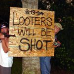 5 Ways To Keep Looters Away From YOUR Home – Part 2 of 2 –