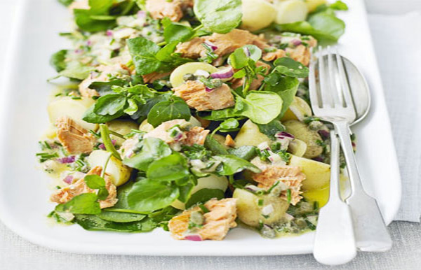 Emergency Food Recipe Of The Week #5: Savoury Salmon And Potato Salad