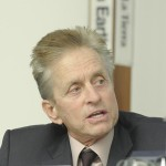 Michael Douglas: Fiercely Committed To Peace