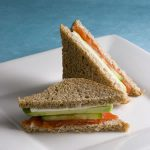 Emergency Food Recipe Of The Week #4: Brown Bread Sandwich
