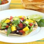 Emergency Food Recipe Of The Week #6: Mango and Black Bean Salsa