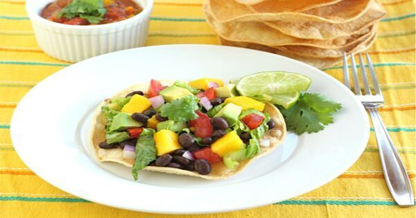 Emergency Food Recipe Of The Week #6 - Mango and Black Bean Salsa