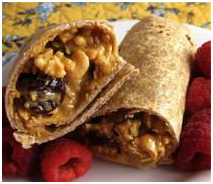 emergency-food-recipe-of-the-week-7-peanut-butter-granola-wrap-sandwiches