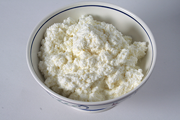 DIY Ricotta Cheese