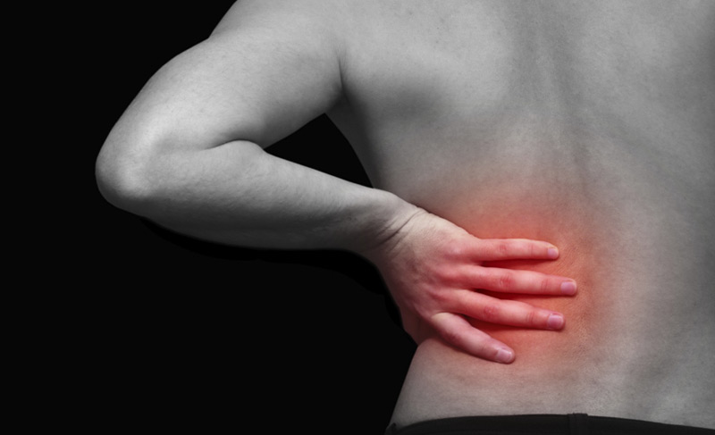 Lower Back Pain Part 1 - Preventing Backache 100% Naturally