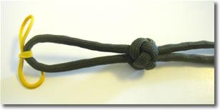 Tie a Lanyard Knot