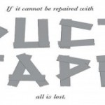 30 Uses of Duct Tape In Survival