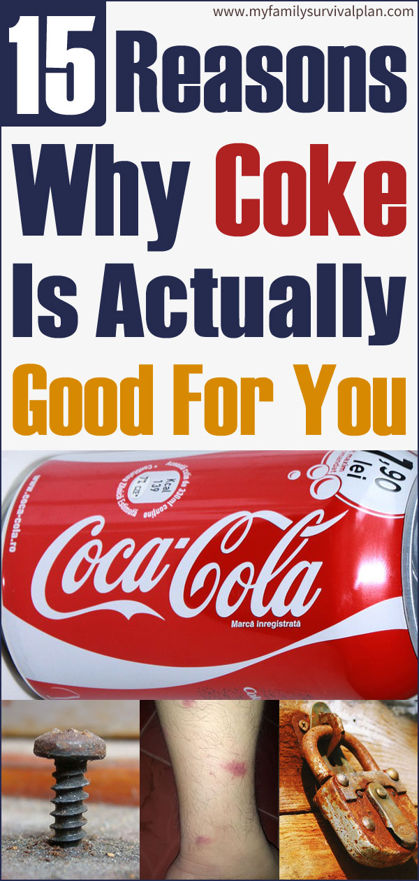 15 Reasons Why Coke Is Actually Good For You