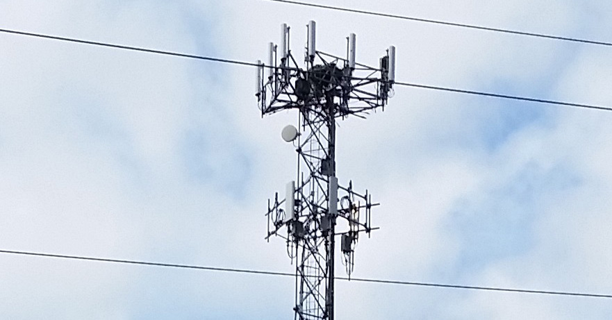 T-Mobile cell site