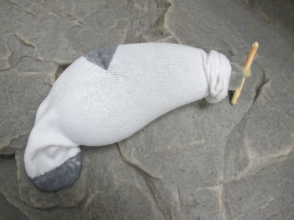 condom-in-sock