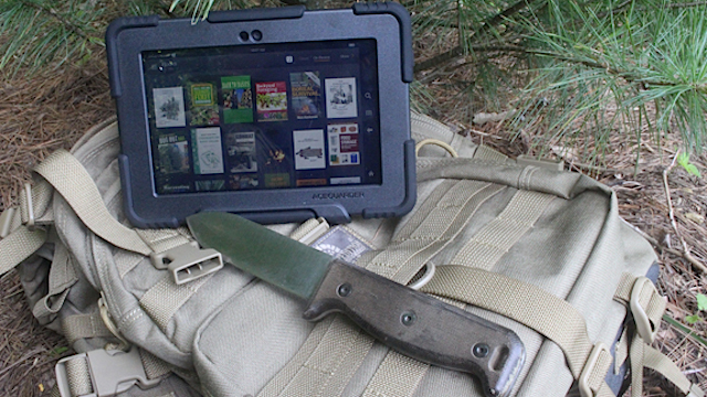 Build a Bug Out Kindle - A Digital Survival Library at Your Fingertips
