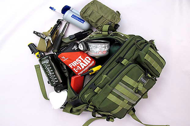 Bug Out Bag Or Go Bag Or Just BOB