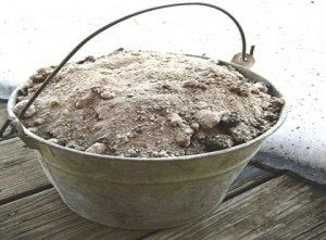 uses for wood ashes