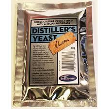Distiller's Yeast