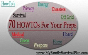 70 HOWTOs For Your Preps