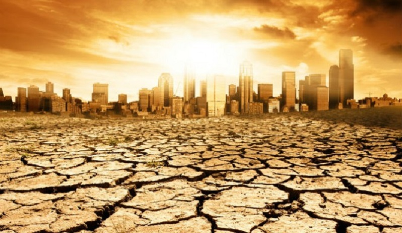 The Worst Drought Of The Millennium - What It Means And How We Can Fight It