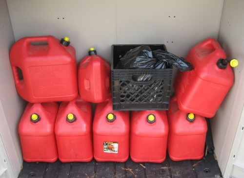 Long Term Fuel Storage for Preppers
