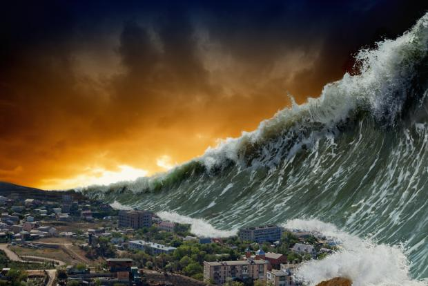 Two US Cities About To Be Destroyed By Natural Disasters