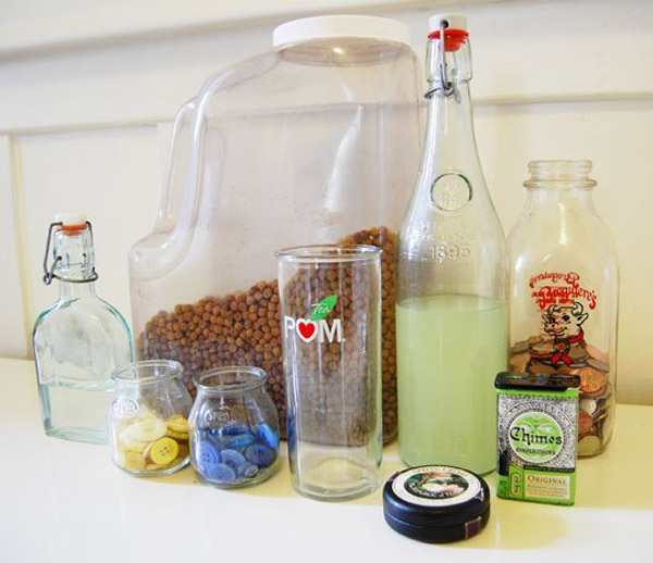 Reuse – Repurpose – Recycle – Container Edition