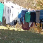 The Truth About Doing Laundry Off-Grid