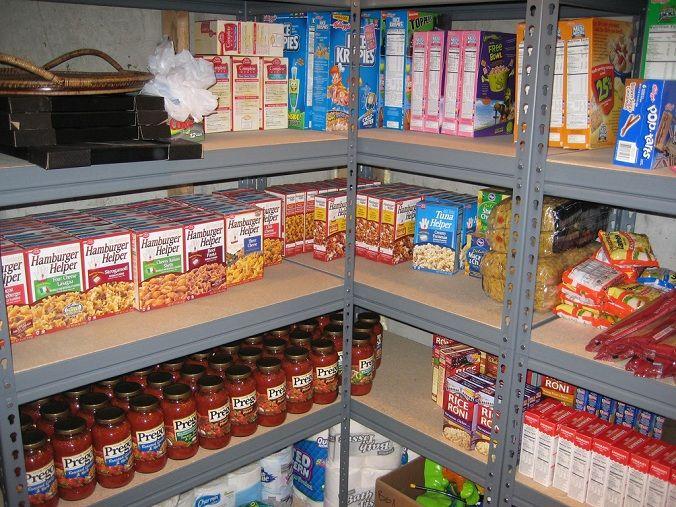 food-stockpile