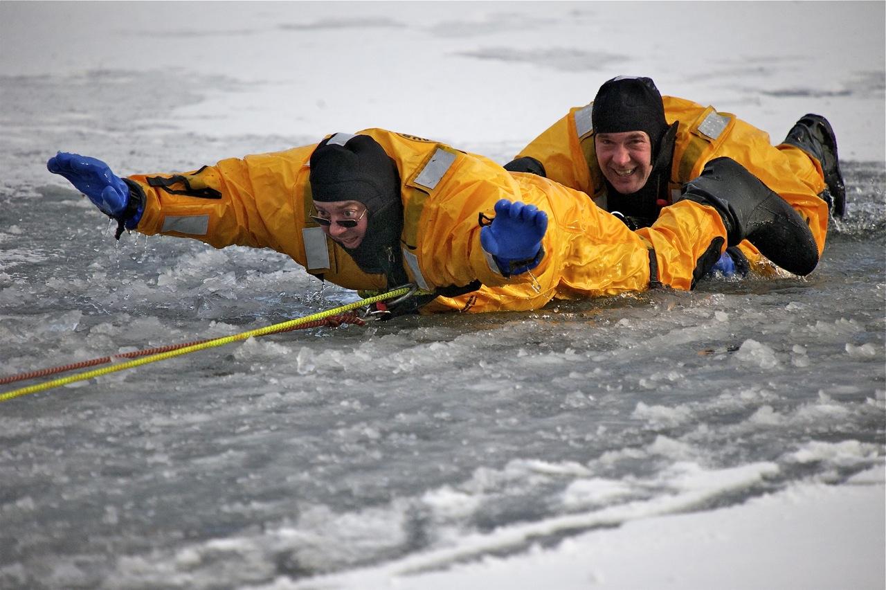 ice rescue