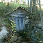 How To Build A Spring House For Refrigeration