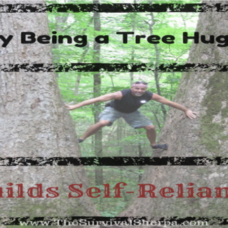 why-being-a-tree-hugger-builds-self-reliance