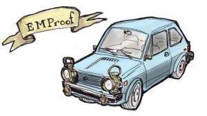 EMP proof car