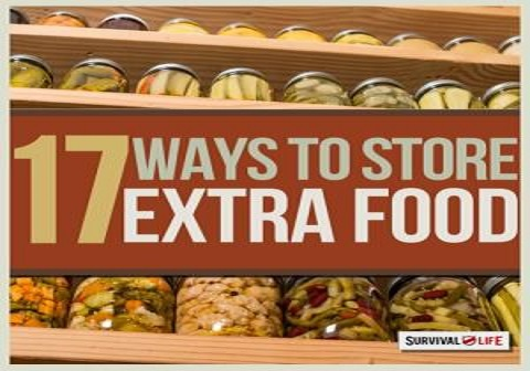 17 Clever Food Storage Tricks