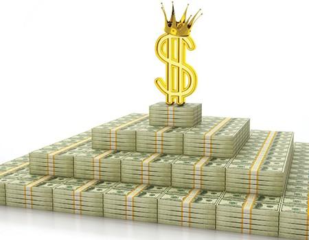 cash stockpile