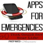 50 Emergency Apps That Turn Your Phone Into A Life-Saving Device