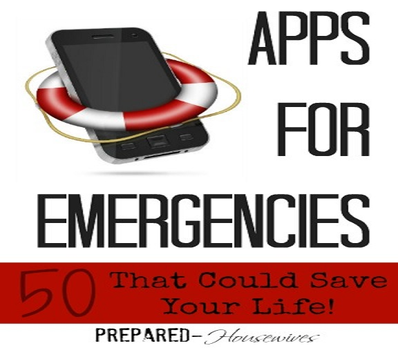 50 Emergency Apps That Could Save Your Life