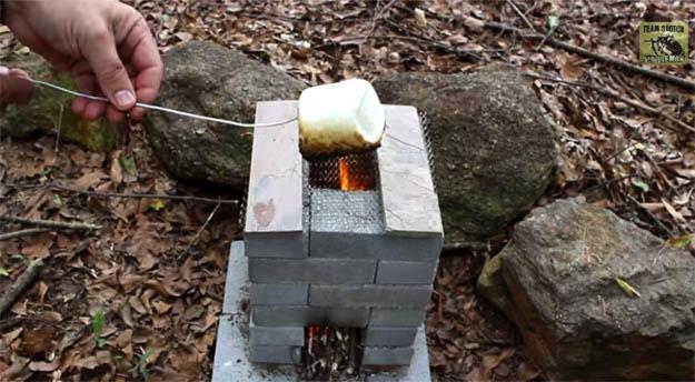 Barbecue stick