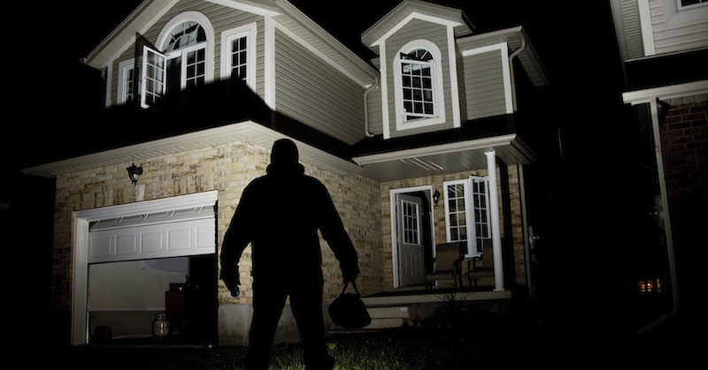 How To Turn Your Home Into An Impenetrable Fortress! Home Defense Tips