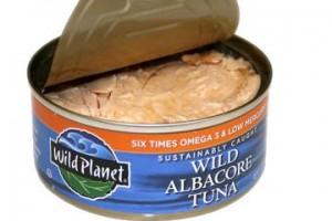 Canned tuna
