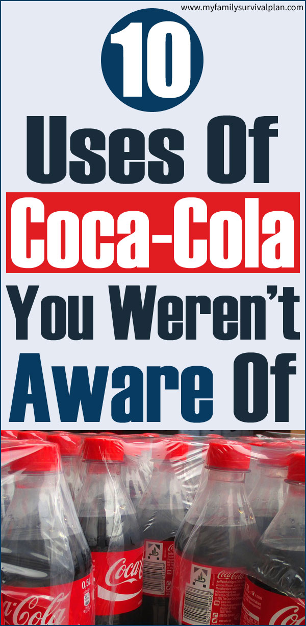 10 Uses For Coca Cola You Weren't Aware Of