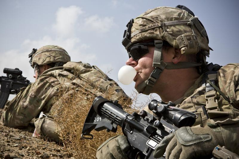 The Benefits Of Chewing Gum In A Survival Situation