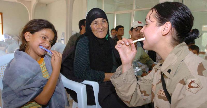 Preserving Oral Hygiene In A SHTF Scenario